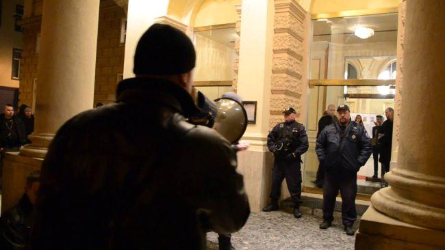 Deklarácia Občianskeho tribunálu k oslobodeniu Slovenska od okupantov, vlastizradcov a kolaborantov.