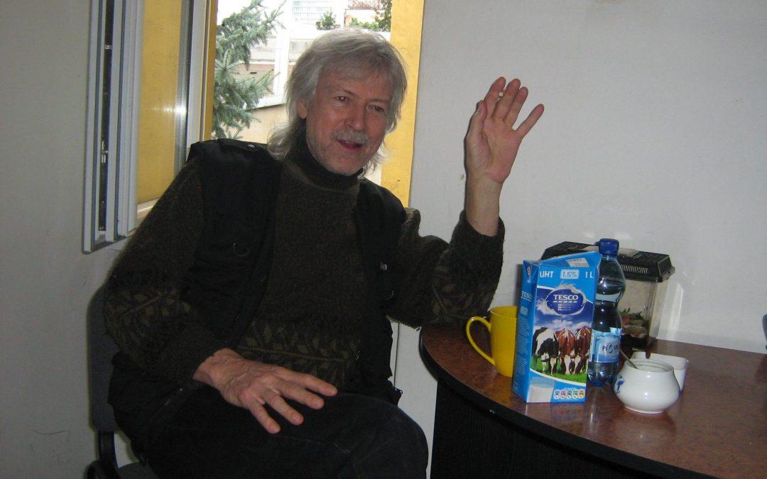 23.10. 2014 – stretnutie s Rudkom Vaskym