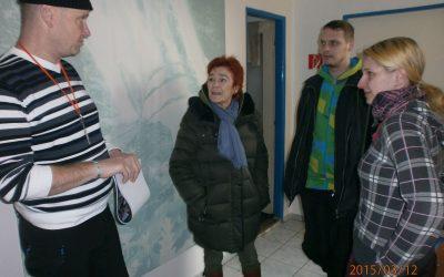 12. 3. 2015 – prvé stretnutie aktivistov a Jozefa Klányiho po prepustení z väzby
