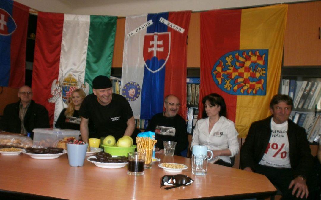 21. 3. 2015 – Obč. tribunál – stretnutie aktivistov