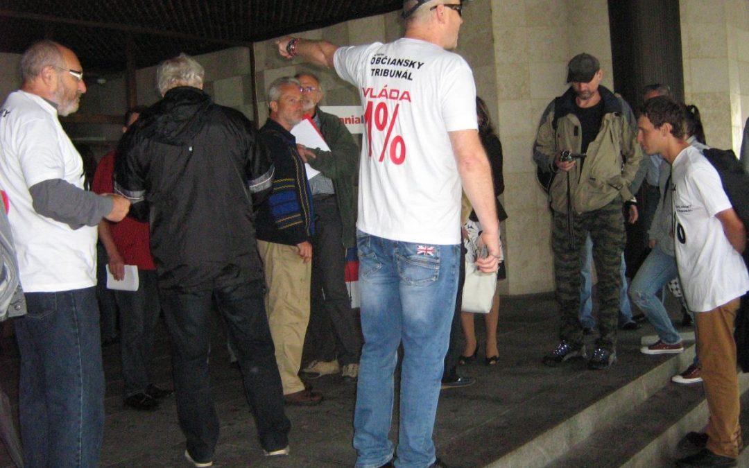 1. 9. 2014 – Deň zatvorených dverí pred NR SR