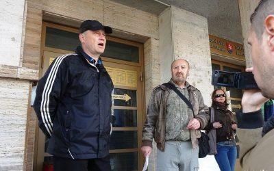 9. 4. 2018 – zajatec PhDr. Milan Laurinec prepustený