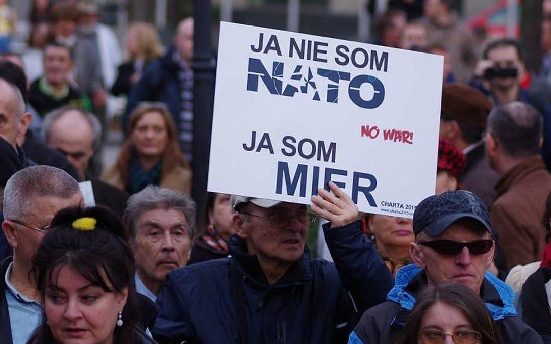 26. 3. 2015 – na proteste STOP NATO !!